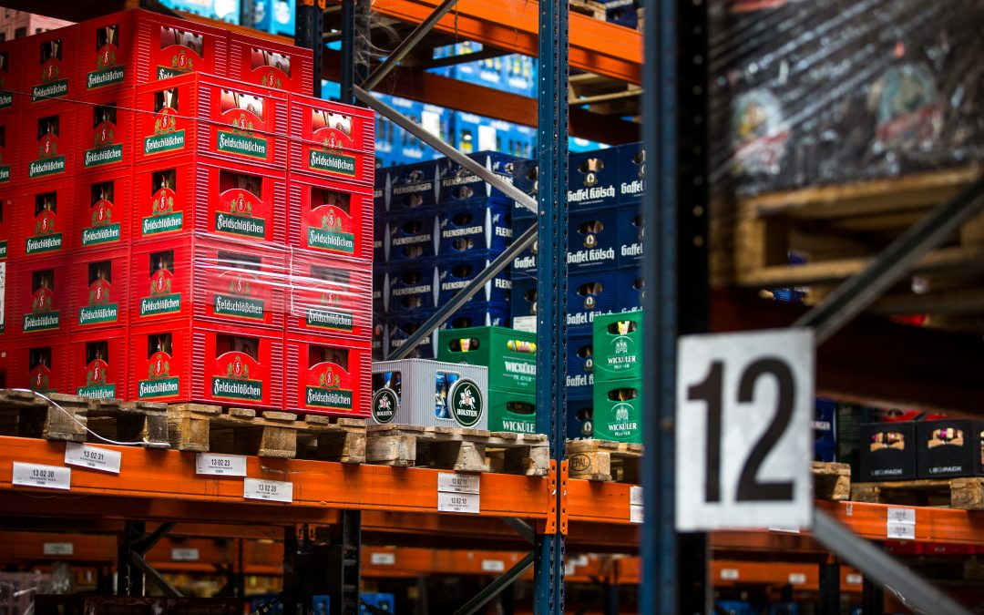 Getränke Nordmann GmbH & Co. KG bezieht neuen Logistikstandort ...
