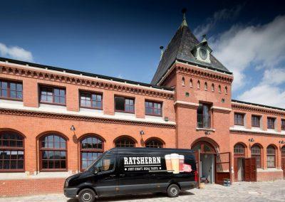 Ratsherrn Brauerei in Hamburg