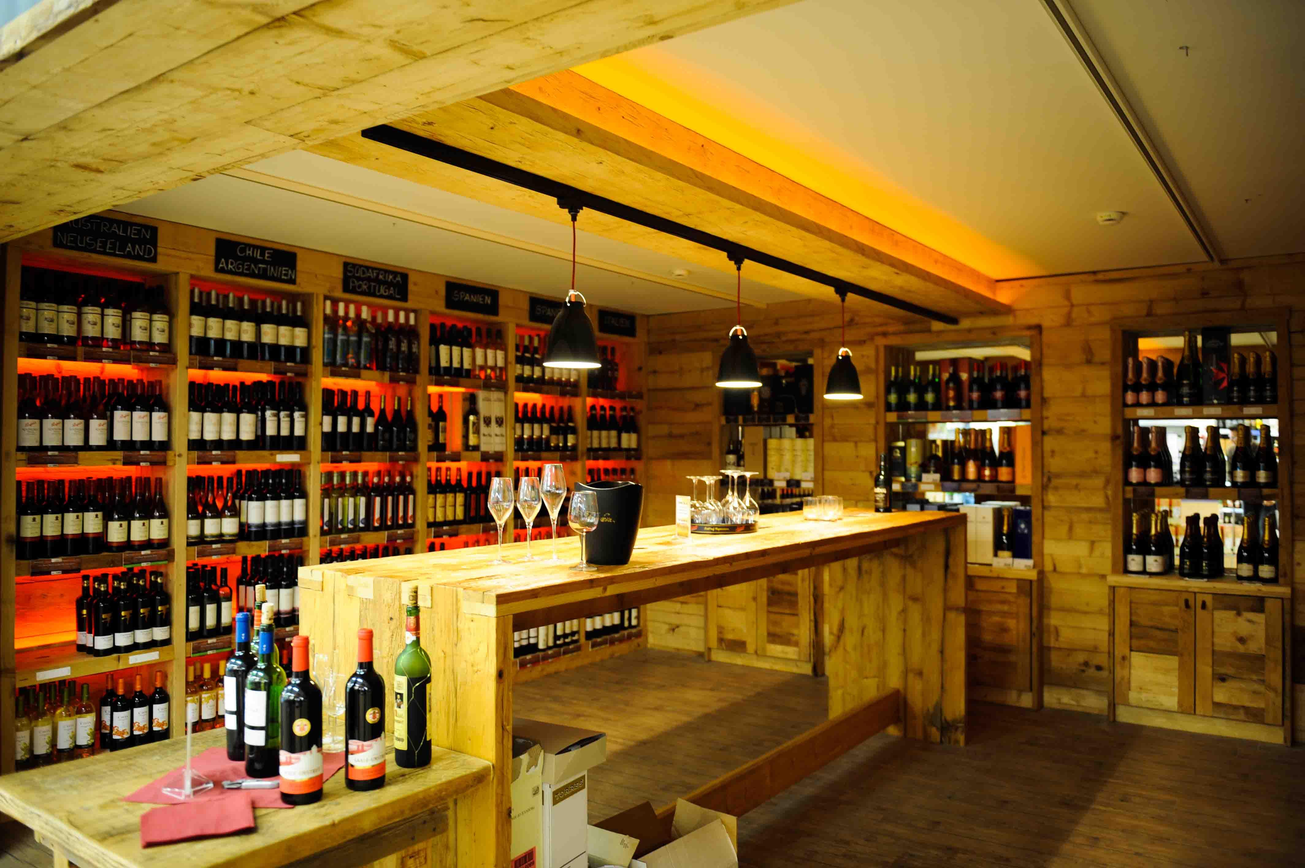 Zisch Getränke Großmarkt Weinsortiment