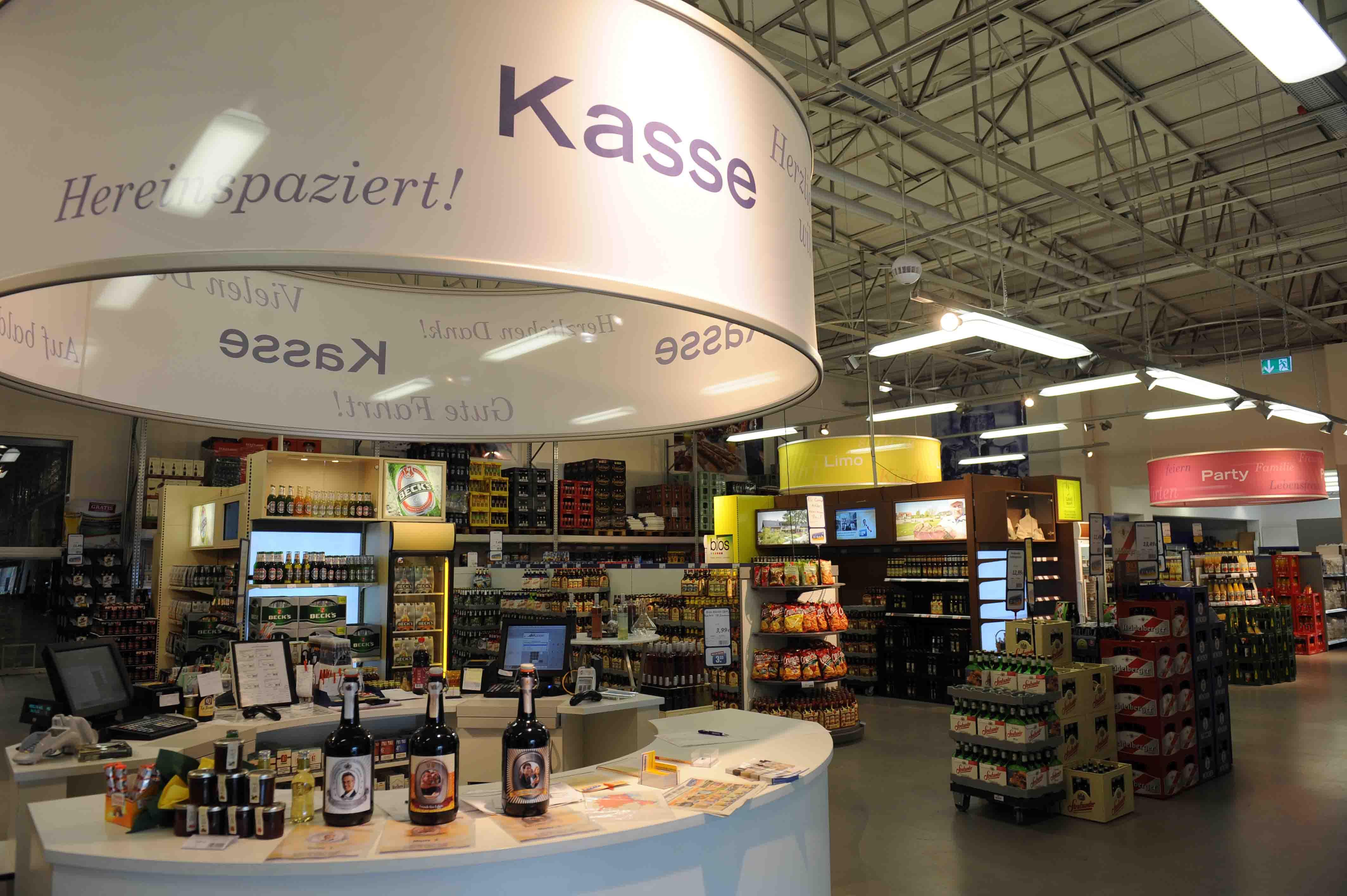 Getränke-Großmärkte • Nordmann Unternehmensgruppe